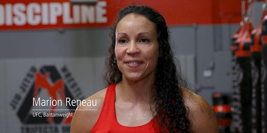 Marion Reneau