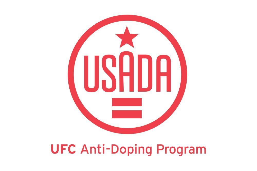 UFC Anti-Doping Program logo.