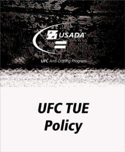 UFC-TUE-Policy-EN