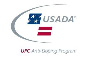 UFC Anti-Doping Program logo