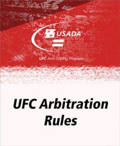 UFC-arbitration-policy-EN